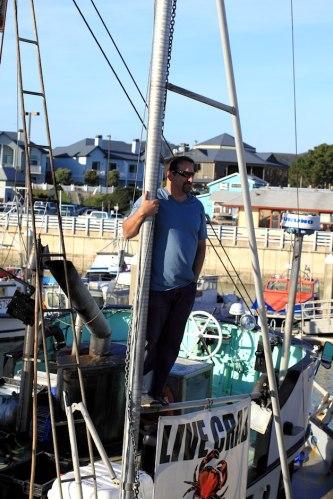 Crab Fishing Boats In Half Moon Bay 2