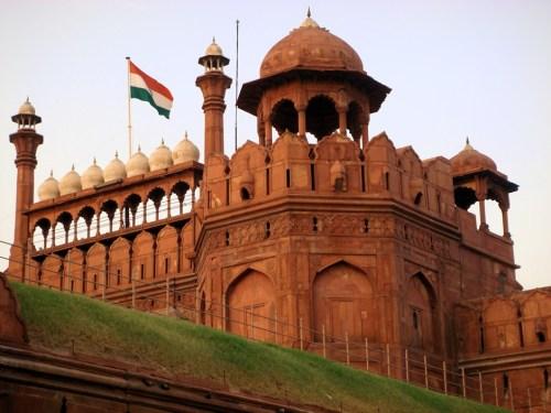 Red Fort In Delhi 1