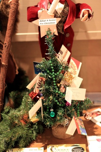 The Smallest Gift Tree