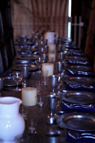 Grand Table Setting