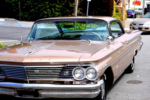 1960 Pontiac Bonneville