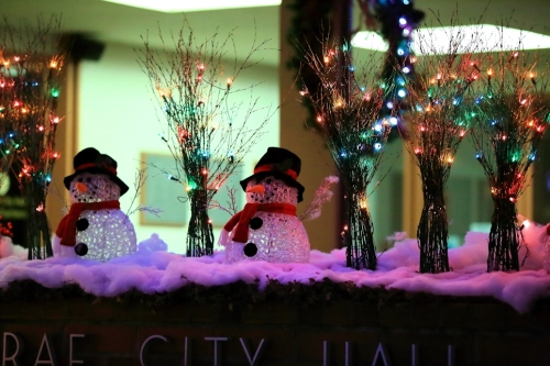 City Hall Christmas