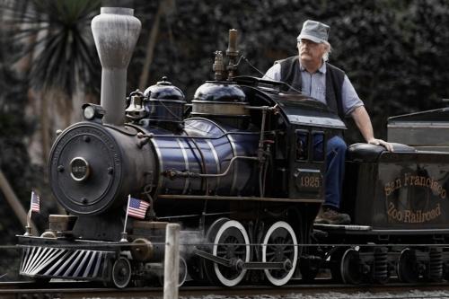 Zoo Railroad