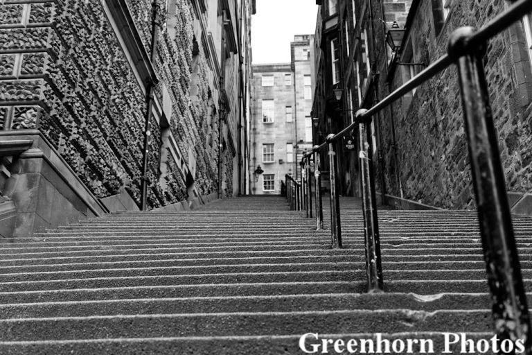 Long Stairway